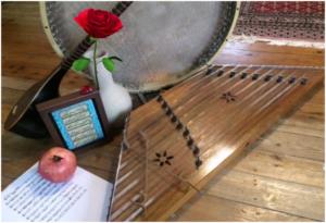 Benefizkonzert: Melodien aus dem Iran: @ ZiBB - Saal