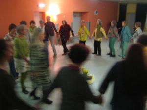 Jahres-Kreis-Tanzen 2019 - Nur für Frauen @ ZiBB - Zentrum für interkulturelle Bildung und Begegnung
