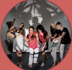 """""""An den Ufern der Nacht"""" - Ein Projekt der TheaterLadies @ ZiBB - Zentrum für interkulturelle Bildung und Begegnung"""
